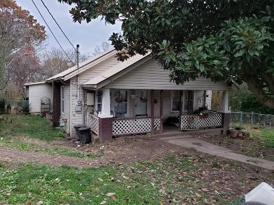 Rocky Top Single Family Home For Sale: 495 Clear Branch Rd