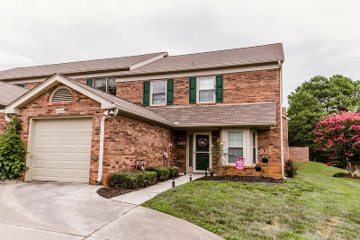Knoxville Single Family Home For Sale: 137 Durwood Rd #Unit A