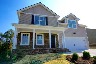 Knoxville Single Family Home For Sale: 8730 Finchwood Lane