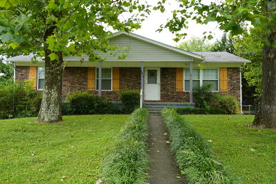Knoxville Single Family Home For Sale: 3100 NW Sycamore View Court