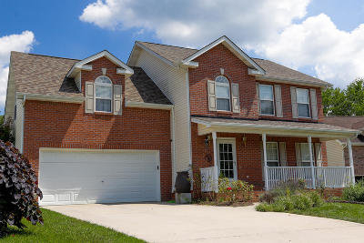 Knox County Single Family Home For Sale: 5714 Lagerfield Lane