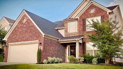 Knoxville Single Family Home For Sale: 3442 Orange Blossom Lane