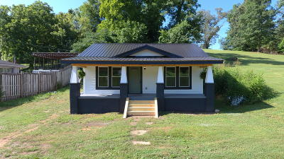 Knoxville Single Family Home For Sale: 4704 Strawberry Plains Pike