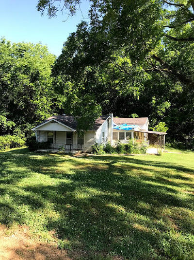Single Family Home For Sale: 825 Sam Houston School Rd