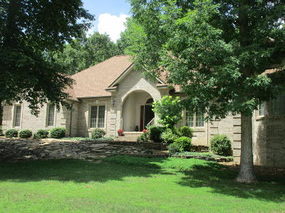 Crossville TN Single Family Home For Sale: $329,000