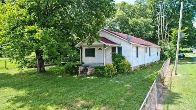 Cocke County Single Family Home For Sale: 207 Clevenger Cut Off Rd