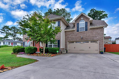 Knoxville Single Family Home For Sale: 3529 Branch Hill Lane