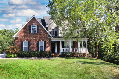 Knoxville Single Family Home For Sale: 10924 Amber Jack Lane