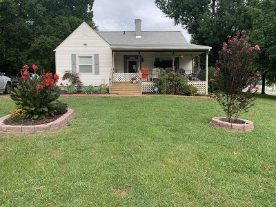 Knoxville Single Family Home For Sale: 100 Naueda Drive