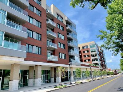 Knoxville Condo/Townhouse For Sale: 333 W Depot Ave #304