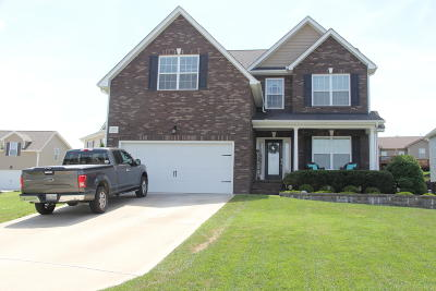 Knoxville Single Family Home For Sale: 2001 State Wood Court