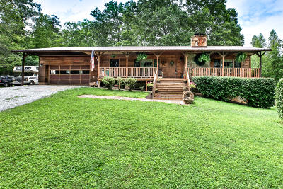 Pioneer Single Family Home For Sale: 5204 Stinking Creek Rd
