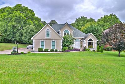 Knoxville Single Family Home For Sale: 2312 Brighton Farm Blvd