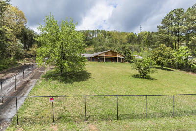 Knox County Commercial For Sale: 3430 Zion Lane