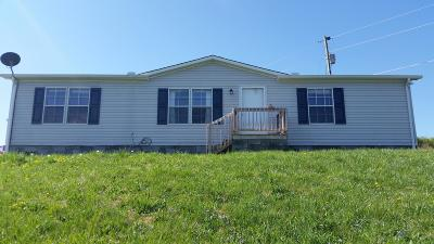 Tazewell Single Family Home For Sale: 373 Whitaker Lane