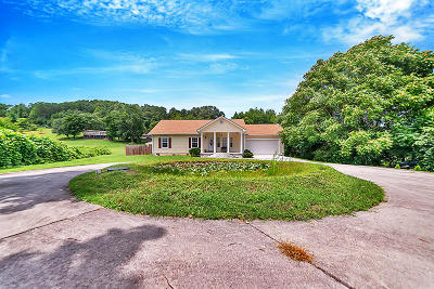 Knoxville Single Family Home For Sale: 209 Smoky View Rd