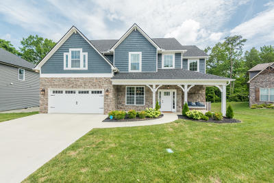 Knoxville Single Family Home For Sale: 9413 Gladiator Lane