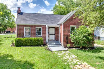 Knoxville TN Single Family Home For Sale: $145,000