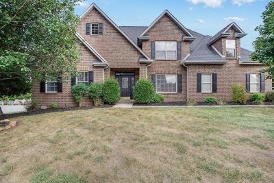 Knoxville Single Family Home For Sale: 3332 Bridlebrooke Drive