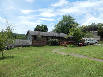 Knoxville Single Family Home For Sale: 8000 Livingston Drive