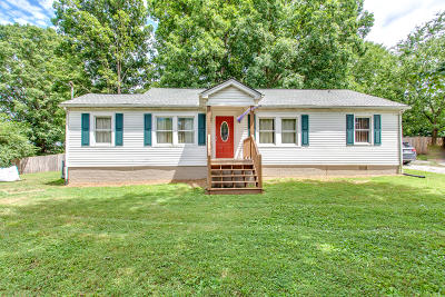 Maryville Single Family Home For Sale: 1614 Amerine Rd