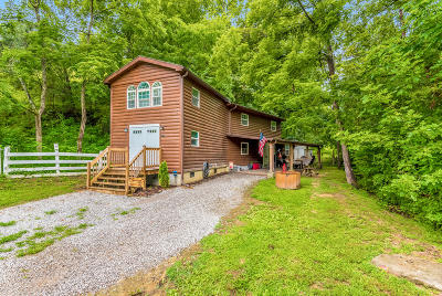 Seymour Single Family Home For Sale: 230 Reagan Branch Rd