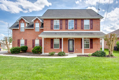 Knoxville Single Family Home For Sale: 7915 Knowledge Lane