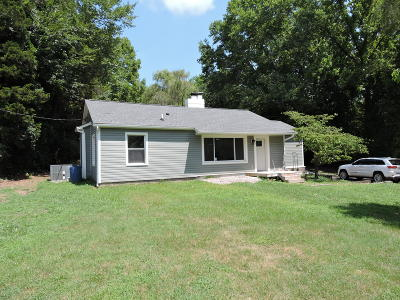 Knoxville Single Family Home For Sale: 7835 Boss Rd