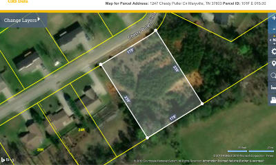 Maryville Residential Lots & Land For Sale: 1247 Chesty Puller Circle