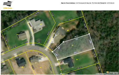 Maryville Residential Lots & Land For Sale: 1318 Tomahawk Drive