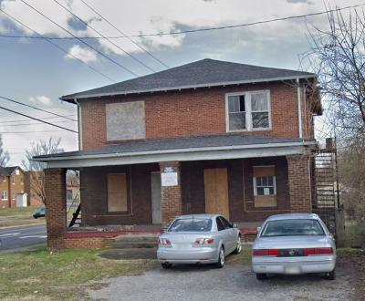 Knoxville Multi Family Home For Sale: 2550 E 5th Ave