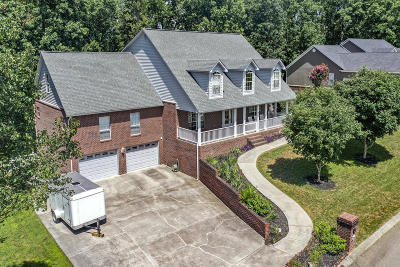 Blount County Single Family Home For Sale: 2502 Whisper Creek Drive