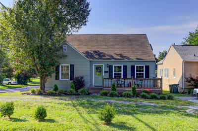 Knoxville Single Family Home For Sale: 2918 Sanders Drive