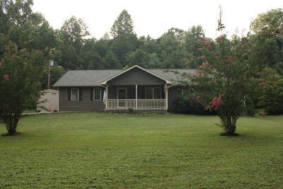 Loudon Single Family Home For Sale: 506 Cave Creek Road Rd