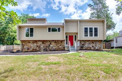 Knoxville Single Family Home For Sale: 1724 El Prado Drive