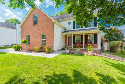 Knoxville Single Family Home For Sale: 10160 Rockbrook Drive