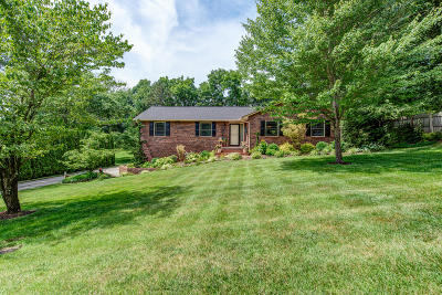 Powell Single Family Home For Sale: 7813 Camberley Drive