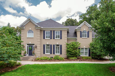 Knoxville Single Family Home For Sale: 804 Foxfield Lane #3