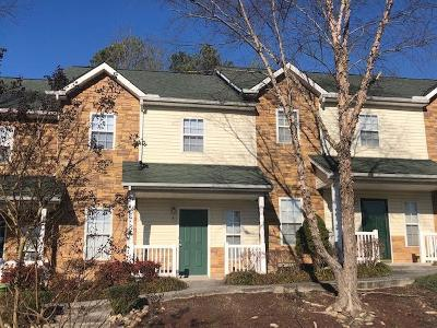 Sevierville Condo/Townhouse For Sale: 524 Allensville Rd #6