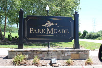Residential Lots & Land For Sale: Lot 27 Park Meade Place