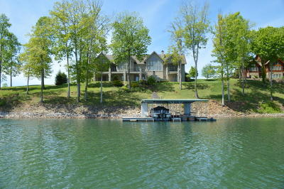 Lafollette TN Single Family Home For Sale: $1,950,000