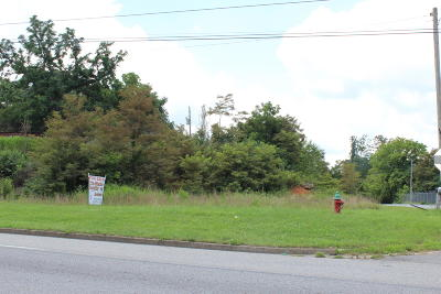Anderson County, Campbell County, Claiborne County, Grainger County, Hancock County, Hawkins County, Jefferson County, Union County Residential Lots & Land For Sale: Highway 25 E Hwy
