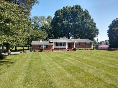 Tazewell Single Family Home For Sale: 1503 Old Knoxville Rd