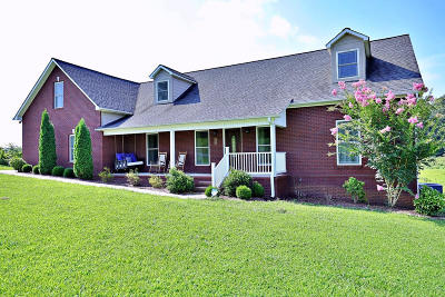 Cookeville Single Family Home For Sale: 187 Randolph Mill Rd Rd