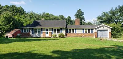 Knox County Single Family Home For Sale: 4137 Link Rd