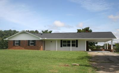 Madisonville Single Family Home For Sale: 705 Rocky Springs Rd