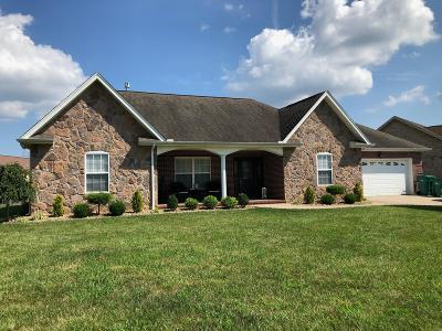 Knoxville Single Family Home For Sale: 6312 Glen Eagle Lane