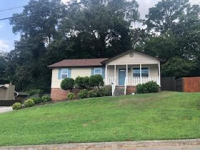 Knoxville Single Family Home For Sale: 825 Bent Tree Rd