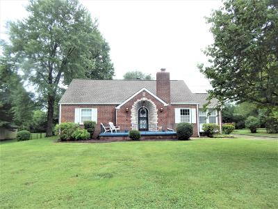 Knoxville Single Family Home For Sale: 2300 Sanderson Rd