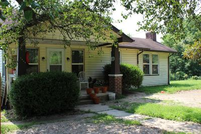 Corryton TN Single Family Home For Sale: $159,000